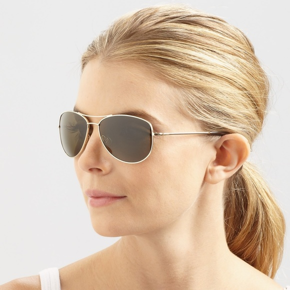 2b231523851d kate spade Accessories - kate spade new york Ally Aviator Sunglasses